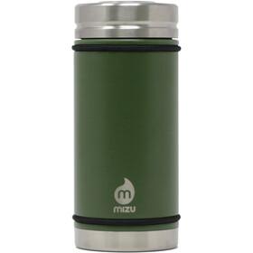 MIZU V5 Botella con aislamiento con Tapa en V 500ml, verde